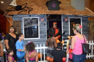 Haunted House at Great Wolf Lodge Holiday Spooktacular