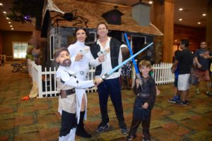 Great Wolf Lodge Howl-O-Ween Trick or Treating