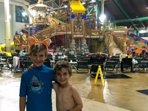 Great Wolf Lodge Spooktacular water park