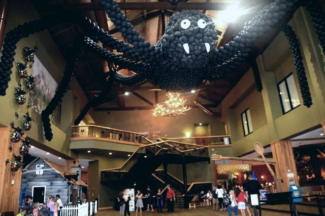 A Spooktacular Howl-O-Ween at the Great Wolf Lodge