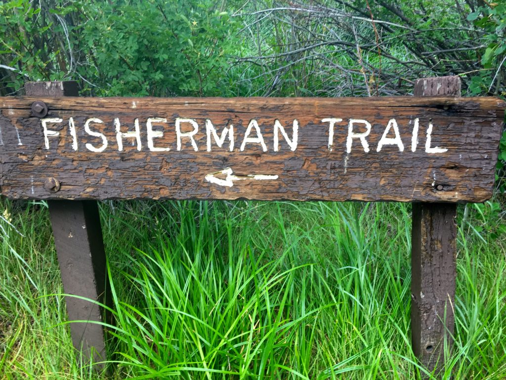 Gull Lake Fisherman's Trail