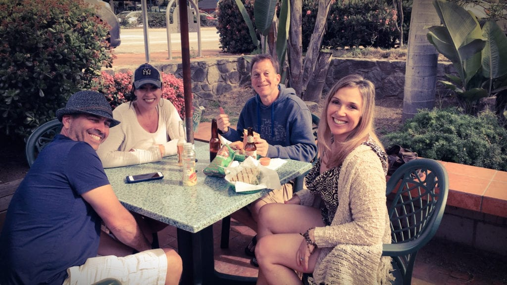Del Mar Board and Brew