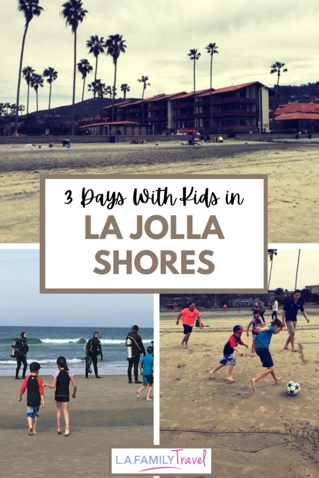 Visiting La Jolla Shores with kids can be a lot of fun. There are plenty of things to enjoy without having to go to the theme parks and spend a ton of money. Budget friendly, fun things to do with kids.