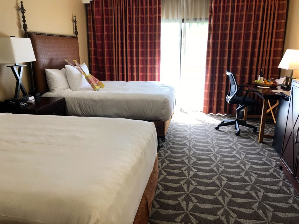 Hyatt Regency Westlake staycation