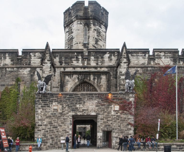 Located in the Fairmount section of Philadelphia, Eastern State Penitentiary was one of the most famous prisons in the world - Photo by Visit Philadelphia
