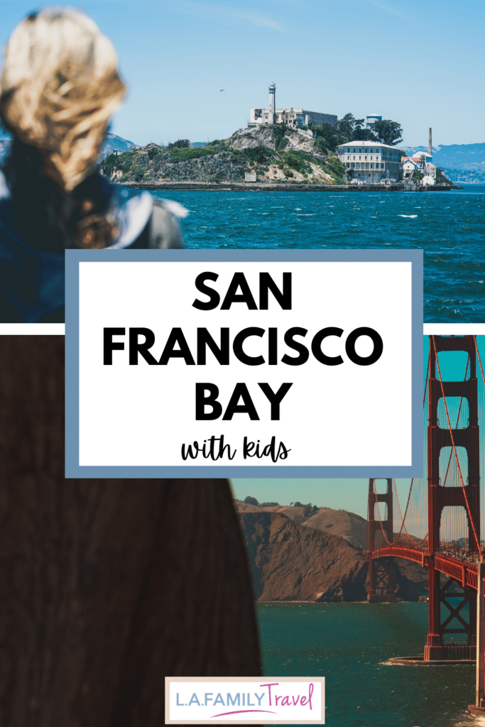 tours with kids in San Francisco can be hard to find but seeing San Francisco from the bay is a unique way to see the city and learn about it's rich history in an interesting and fun way.
