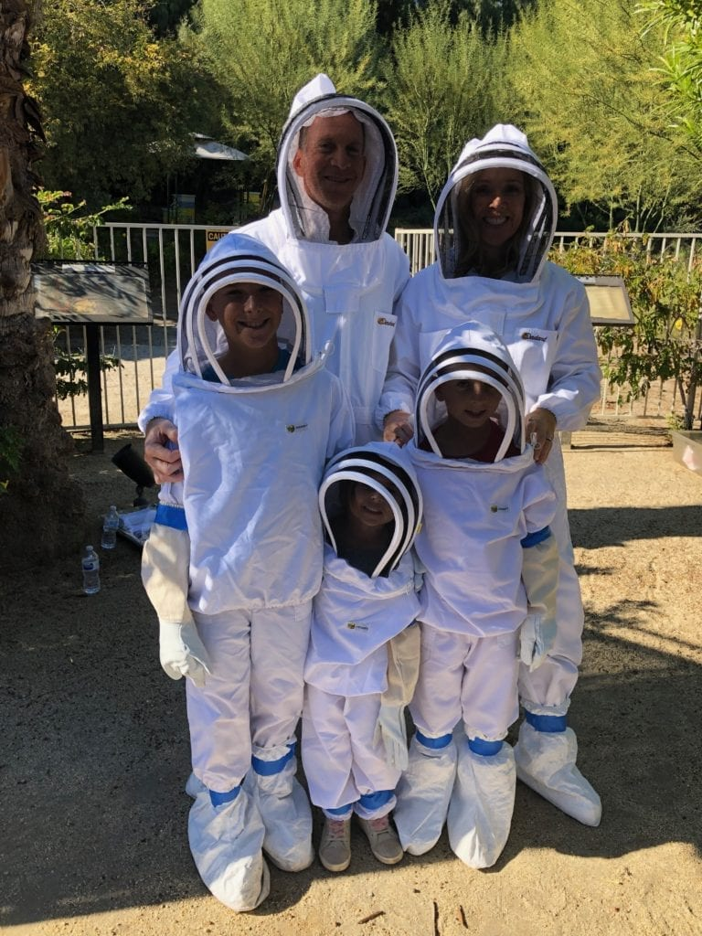 Extreme Family Vacations: Beekeeping