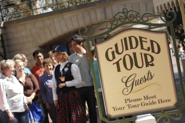 VIP Tours at Disney parks are the best way to make sure you'll have no wait times - Photo courtesy of Disney Parks
