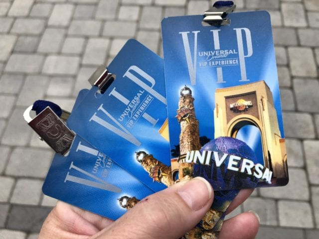 The Universal Orlando VIP Experience is the best way to maximize a day in the parks - Photo Credit Samantha Davis-Friedman