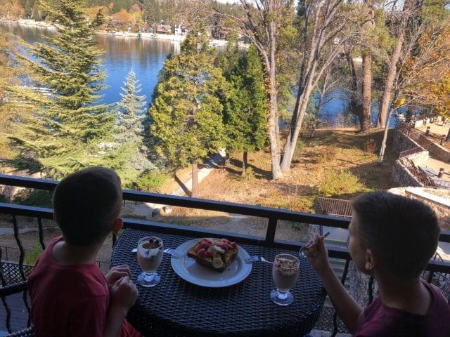 lake arrowhead resort and spa - winter in lake arrowhead