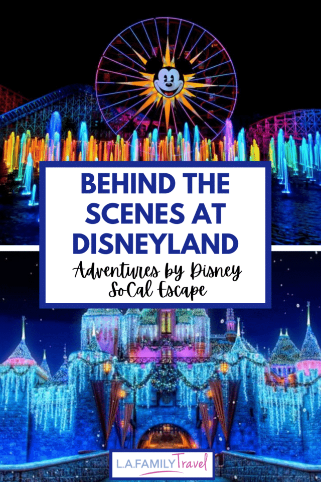 Looking for Disneyland family vacation packages? Adventures by Disney SoCal gives you everything Disney your family will never forget. Behind the scenes perks, exclusive Disney tours and VIP dinners are just the beginning.