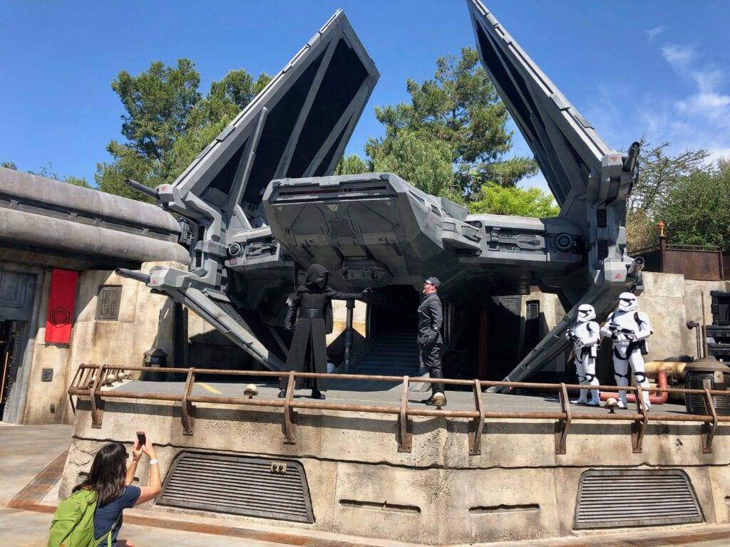 Black Spire Outpost - Star Wars' Galaxy's Edge