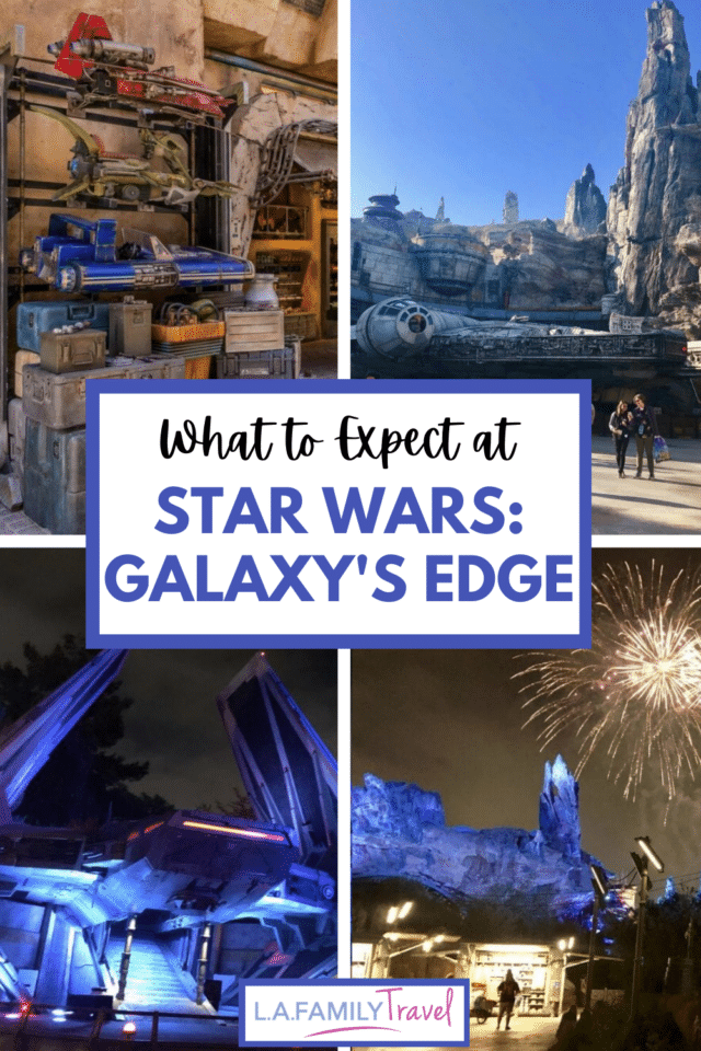 Attraction review: Star Wars Galaxy's Edge in disneyland - everything you need to know before you go to get the most out of your experience at star wars galaxy's edge.
