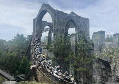 Attraction Review: Hagrid's Magical Creatures Motorbike Adventure