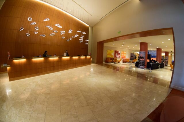 Hotel Irvine lobby - Fun things To Do In Irvine With Kids