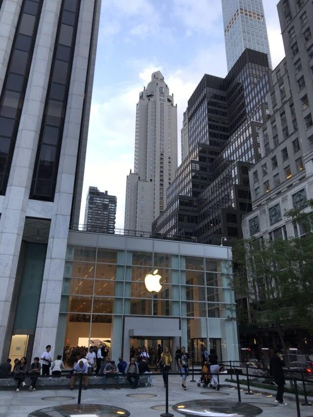 Apple in the Big Apple - Solo women's New York city trip