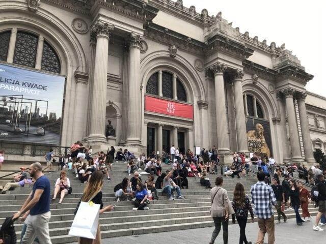 The Met Museum - solo girl's trip new york city