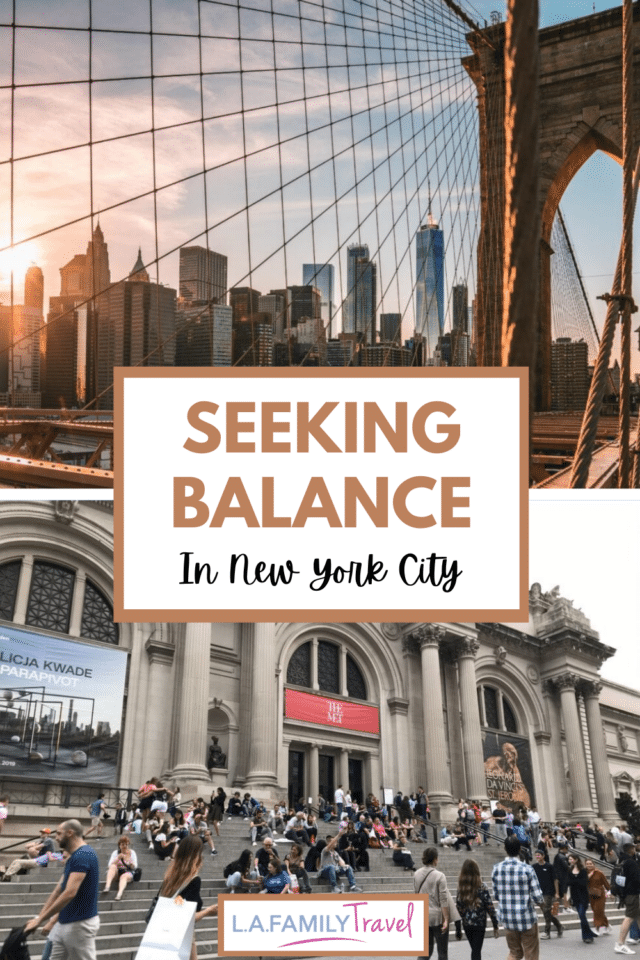 Taking a solo women's trip to New York City? Or going on a girl's trip to New York City? Here are the best activities to enjoy your vacation but also stay healthy.
