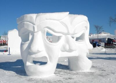 Best Family Fun at Winter Carnaval and Quebec City