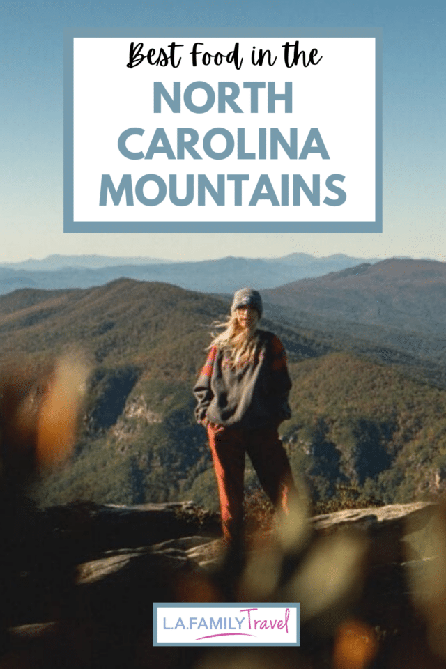 The best things to do in the North Carolina Mountains is the food. Here are the best restaurants in the North Carolina Mountains that will make your family trip to the North Carolina Mountains the best it could be!