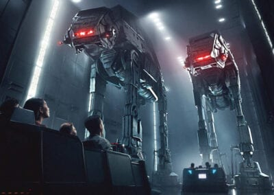 No Spoilers! What to Expect from Star Wars: Rise of the Resistance