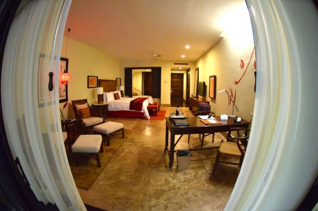 Grand Velas Riviera Maya Resort in Playa del Carmen on the Mexican Caribbean