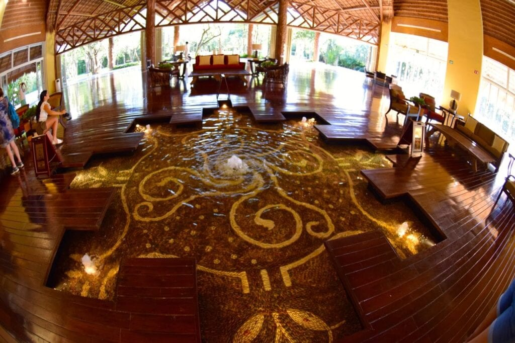 Grand Velas Riviera Maya Resort in Playa del Carmen on the Mexican Caribbean.