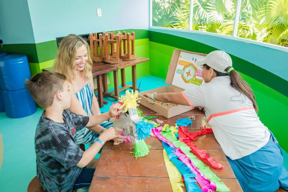 Best Hotel in Cancun for Families Park Royal Golden Cancun Kids Activities