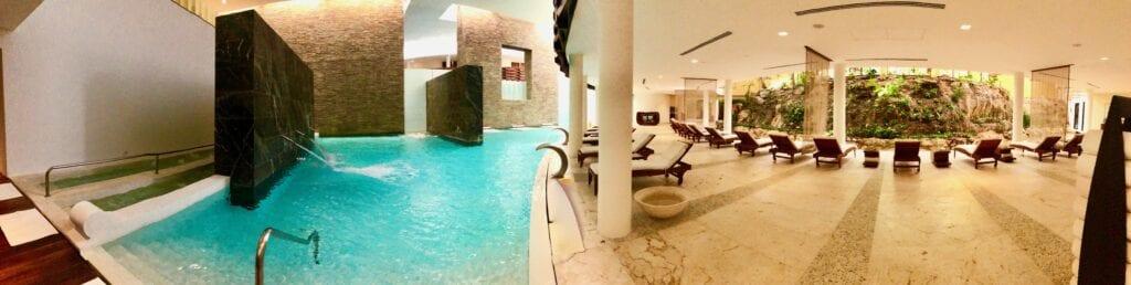 Grand Velas Riviera Maya Resort in Playa del Carmen on the Mexican Caribbean. SE' Spa