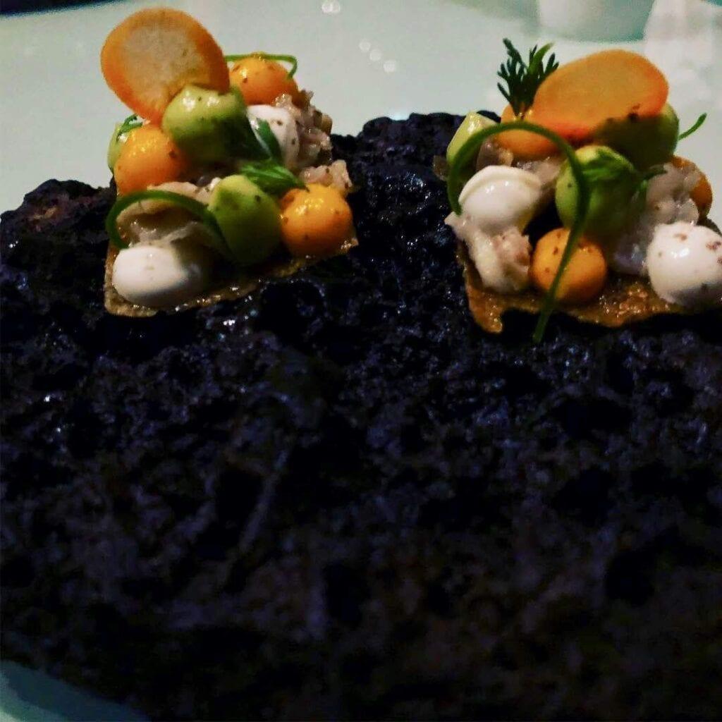 Trout Balls at Cucina de Autor