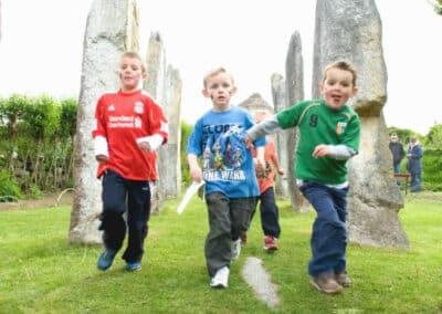 Exploring Celtic Gardens in Galway