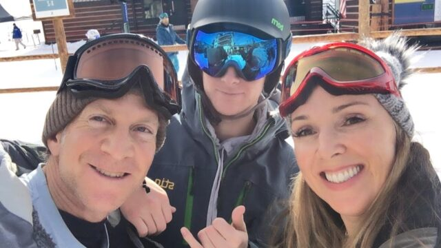Fun with kids in vail, colorado