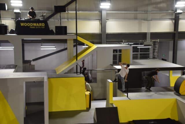 Woodward Park City Action Sports Hub