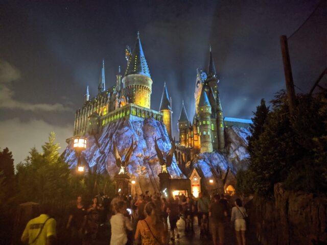 Universal, Islands of Adventure, Hogwarts