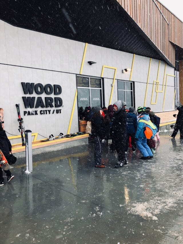 Grand Opening Woodward Park City