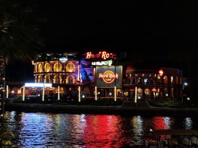 Universal, Citywalk, Hard Rock
