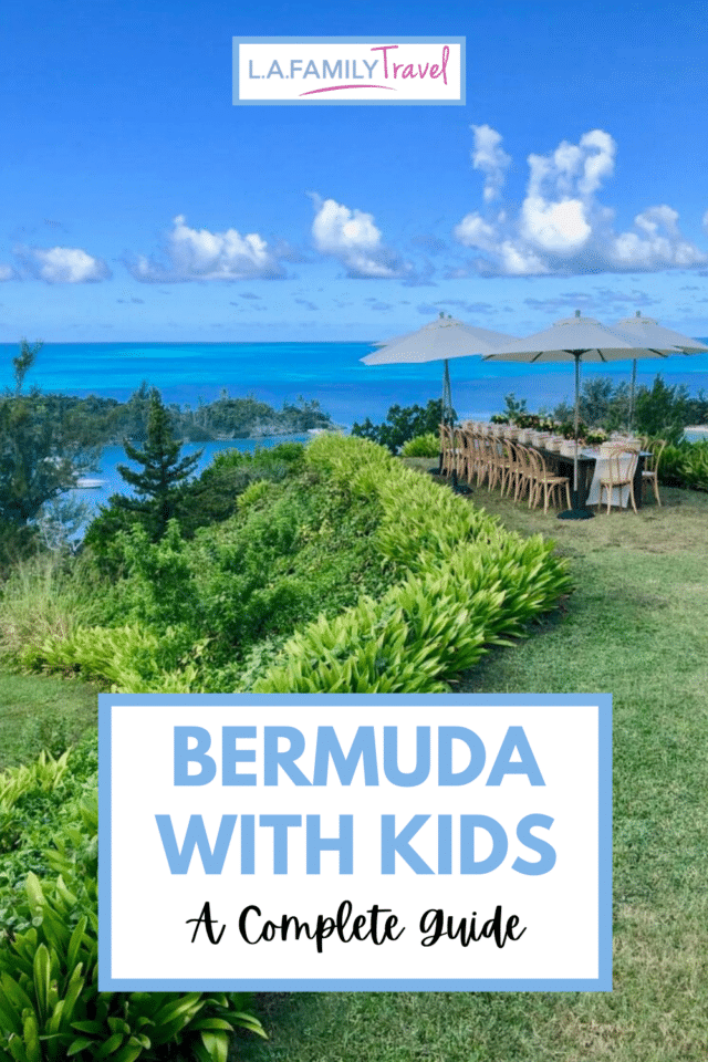 If you take a family trip to Bermuda for a weekend or a week, there are plenty of fun activities to do on this vibrant island. A guide to the best family activities in Bermuda that will thrill your kids and educate them as well! Bermuda family vacation.