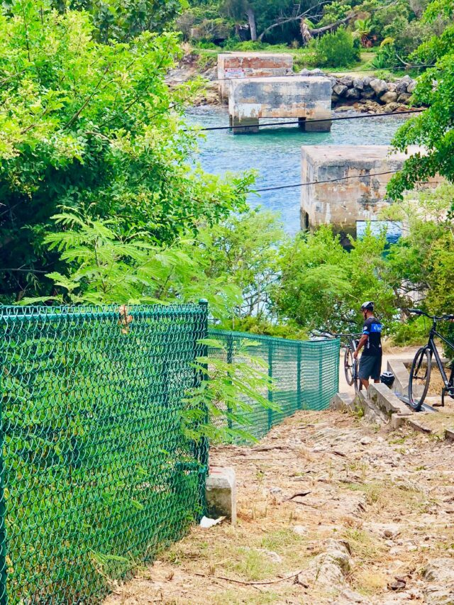 Things to do in Bermuda with kids, The Railway Trail