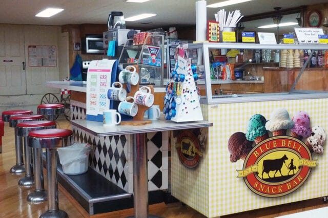 Cool treats from Jordan Pharmacy's retro soda fountain are the perfect remedy for a hot summer day.