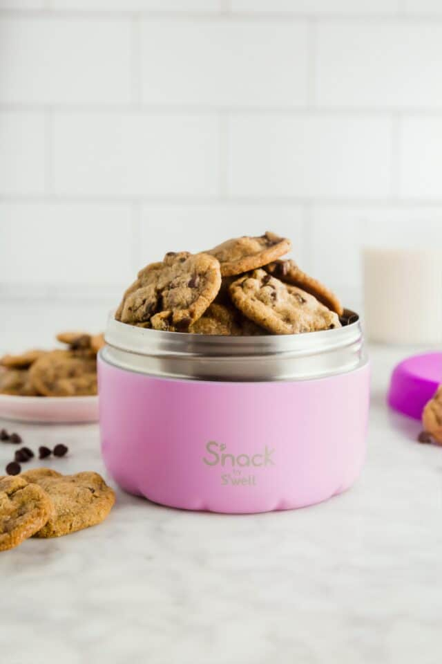 cookies for family trip
