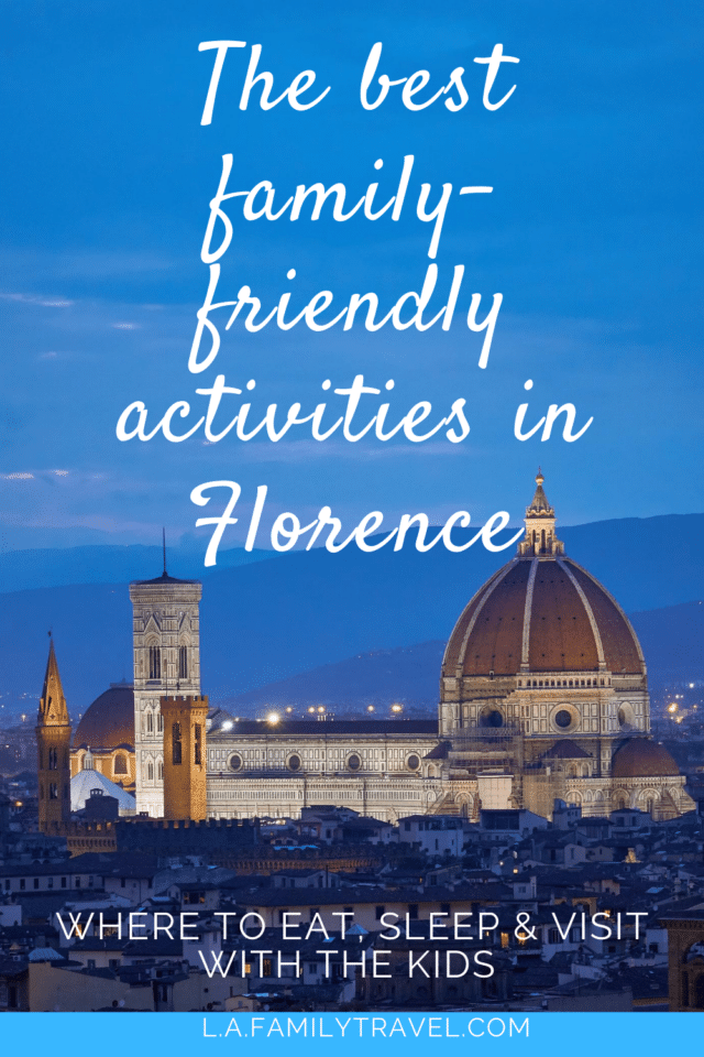 Looking for fun things to do with kids in Florence? This guide will give you all the fun spots around Florence to show your kids. Have the best family trip to Florence with this local mom's advice!