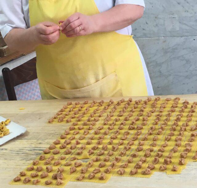 Pasta making Florence