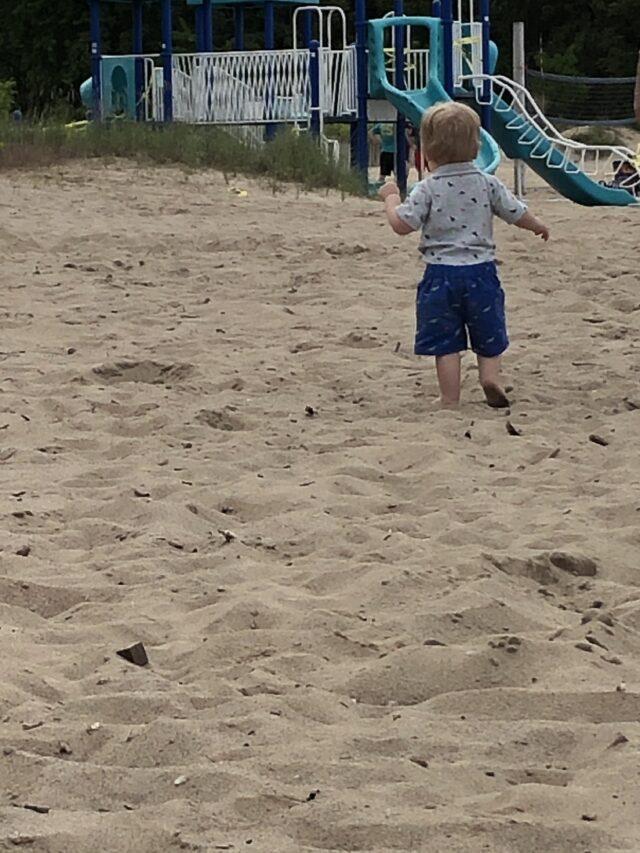 Sand, Playground