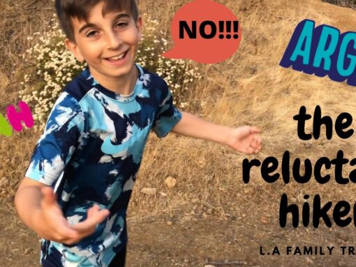 The Reluctant Hiker: When Your Kids Won't Cooperate (Video)