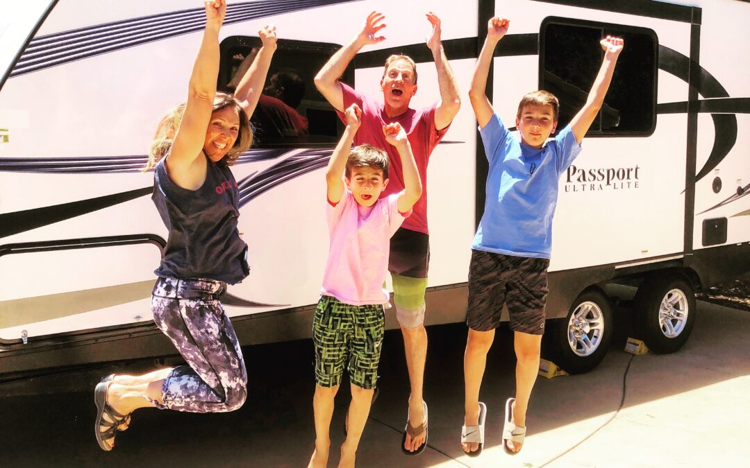 RVs for Families 101: Preparing to Go Camping!