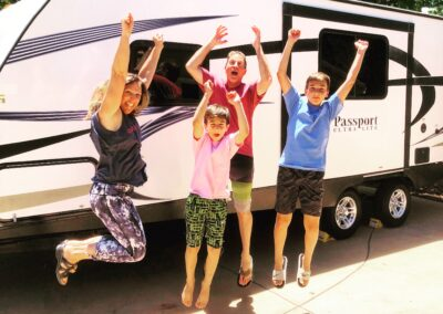 RVs for Families 101: Tips to Prepare You for Your First RV Trip!