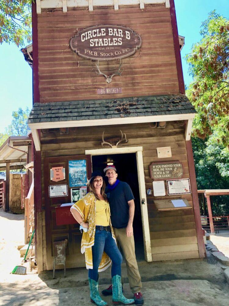 A Cowboy Weekend: Family Fun at the Circle Bar B Guest Ranch