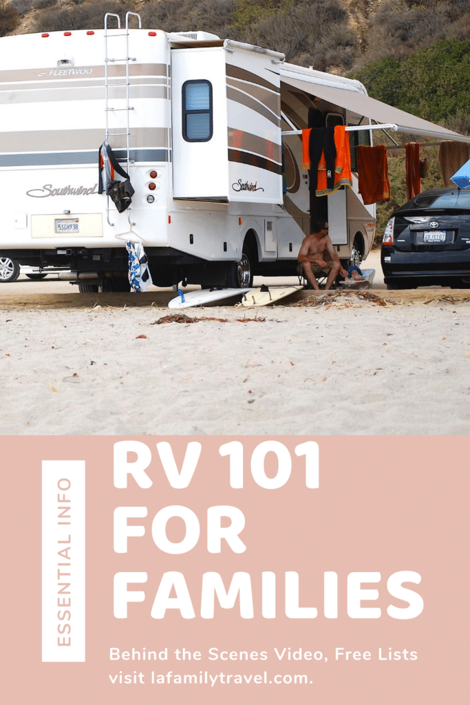 Learn what you need to know to have a fun camping trip with your family in your travel trailer