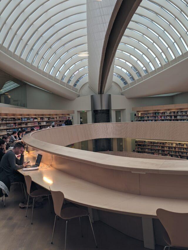 Rechtswissenschaftliche Bibliothek University Zurich