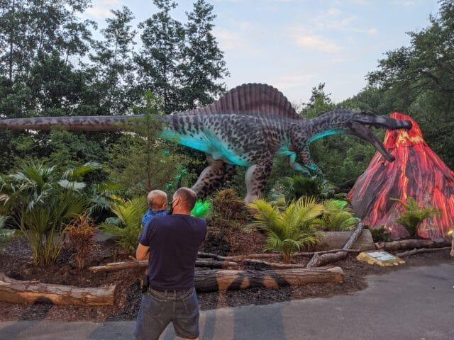 Toddler, Dinosaurs